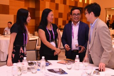 Image of participants at Data Privacy Asia 2015 with the theme to Establish an Ecosystem of Trust and Protection in the Digital Age