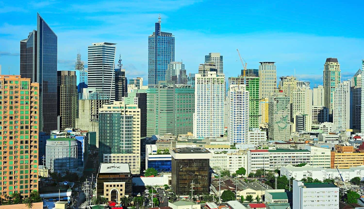 Image of Manila skyline representing the Philippines National Privacy Commission on the Comeleak data breach