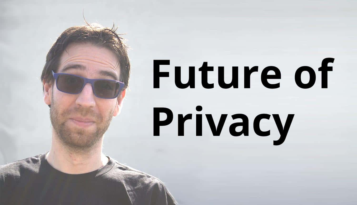 Future of Privacy by B.J. Mendelson
