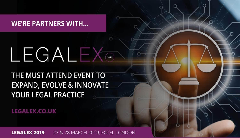 LegalEx 27 & 28 March 2019
