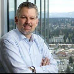 Robert Gratchner, Global DPO at Siemens