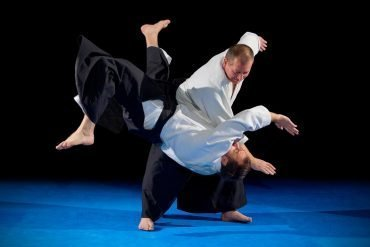 Martial arts fighters simulating offensive cyber operations