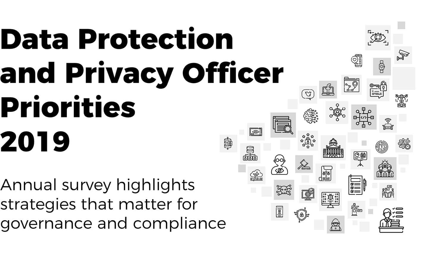 Data Protection and Privacy Officer Priorities 2019