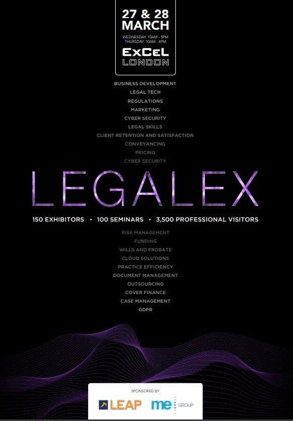 LegalEx 2019