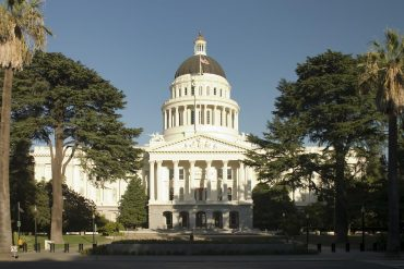 Sacramento City Hall showing what your business need to know about the CCPA