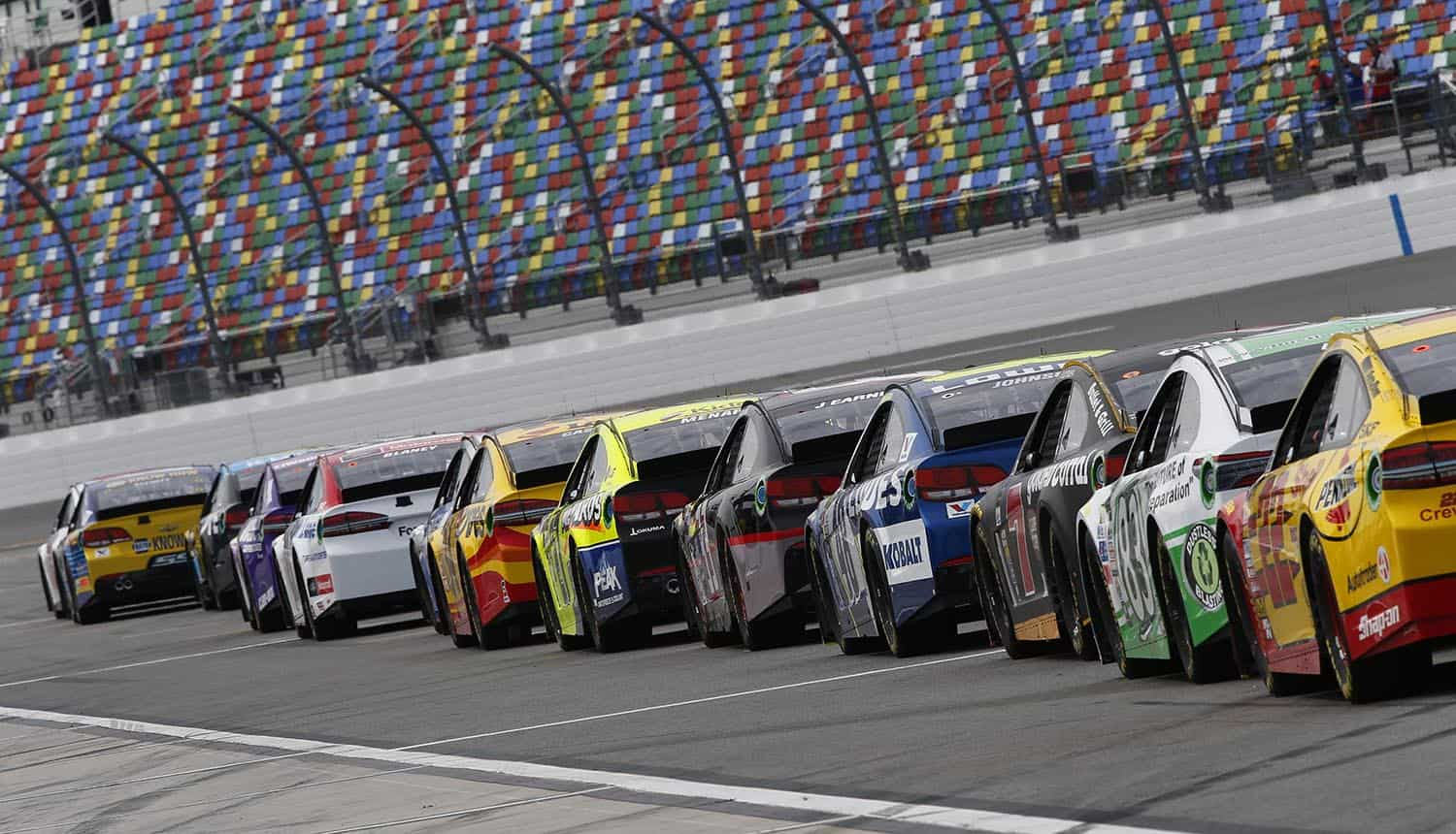 NASCAR teams takes to the track showing cybersecurity arms race