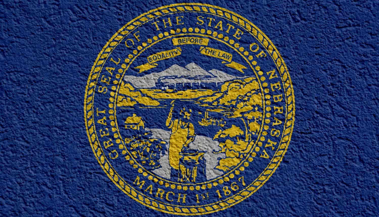Flag of Nebraska showing the analysis on the new Nebraska Consumer Data Privacy Act