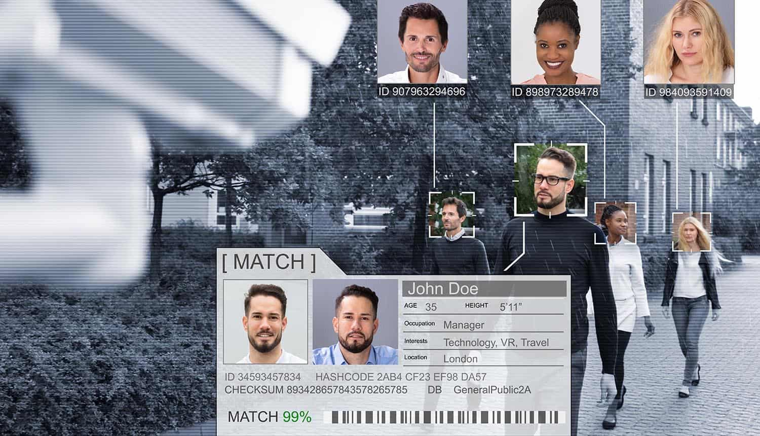 Facial Recognition Surveillance Technology Should Be Suspended in the U.S. Says Coalition of 40 Privacy and Free Speech Groups