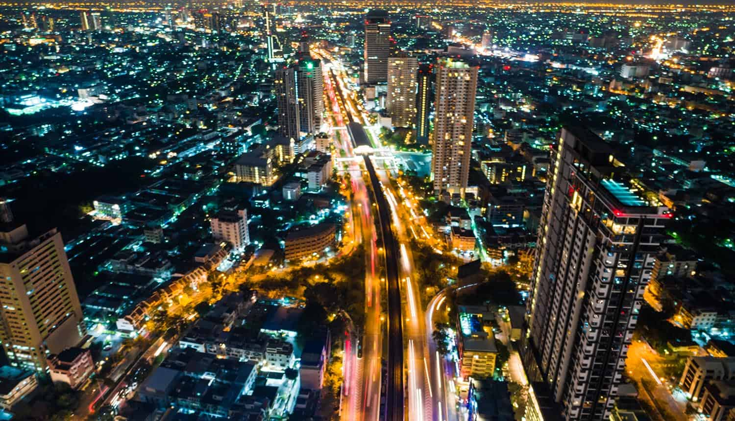 City night traffic showing how privacy regulations are changing the role of Chief Privacy Officer