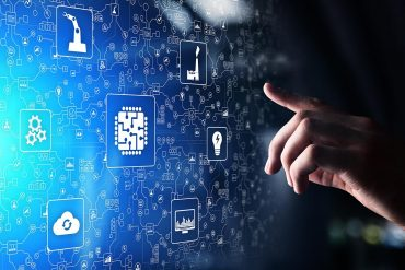 Microchip and Internet of Things showing IoT risks