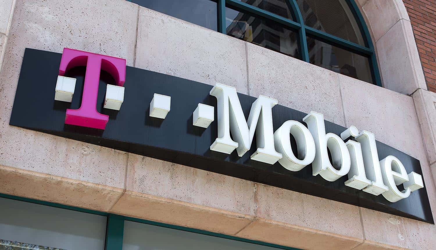 T-Mobile store exterior and sign showing second data breach