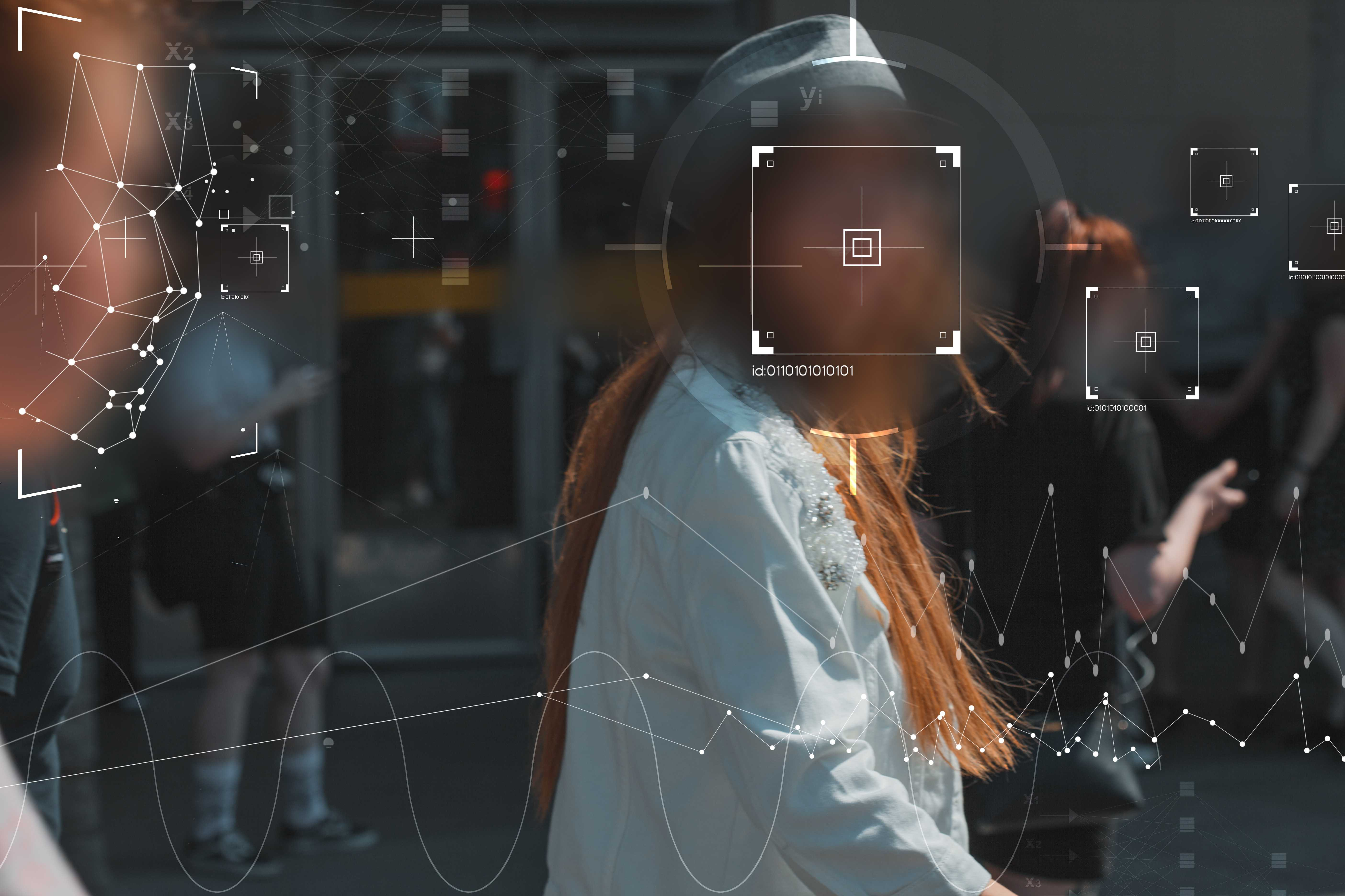 Use of facial recognition technology